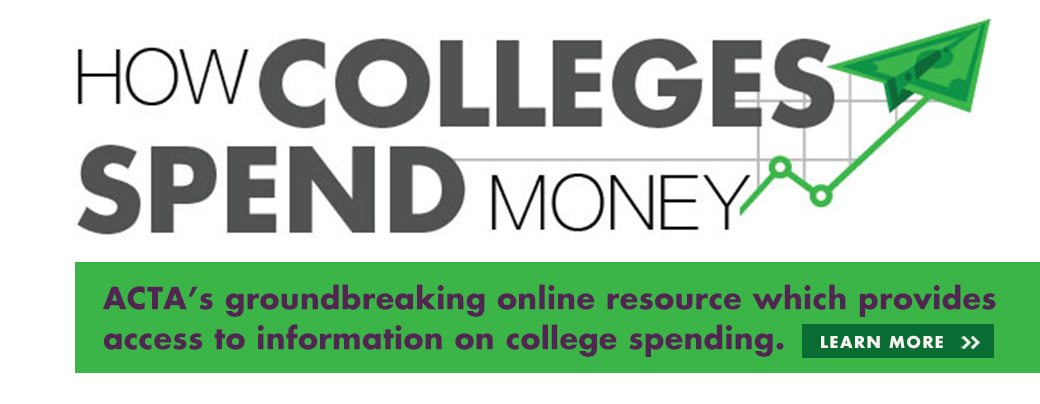 how Colleges spend money