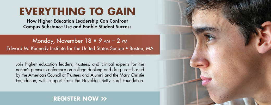 Everything To Gain - A Lecture on Monday November 18 from 9am to 2pm in Boston, MA.